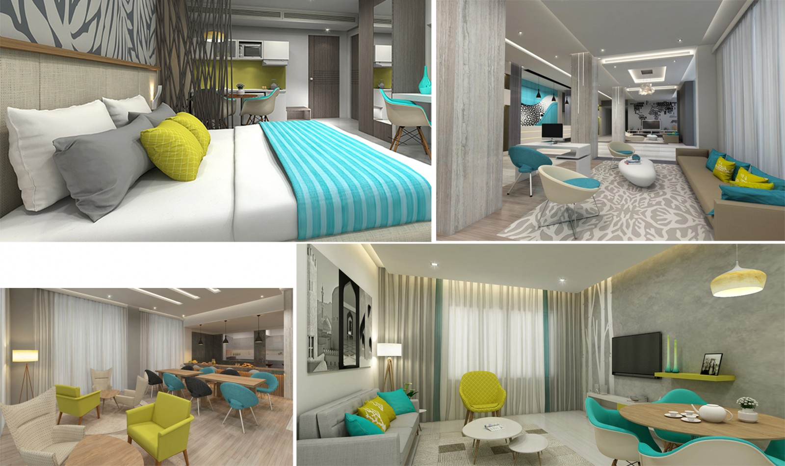 Citadines – Hotel Apartments