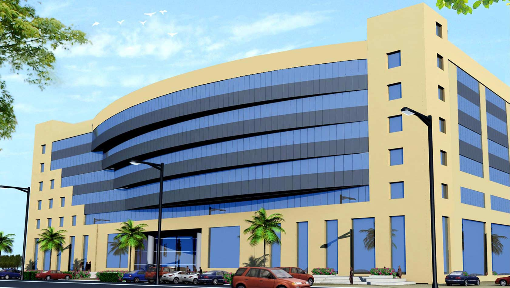 Commercial-development-for-Al-Taie-Group