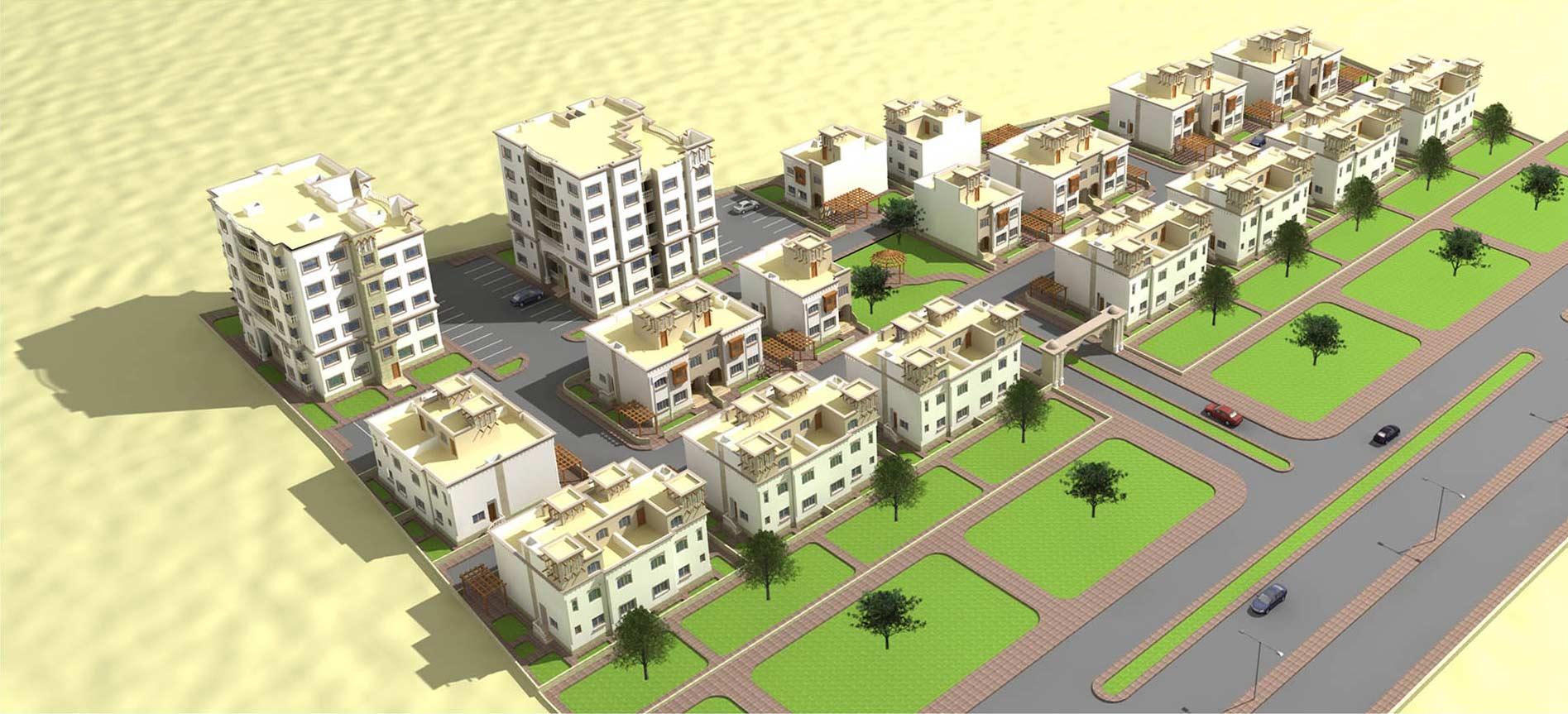 Liwa Residential
