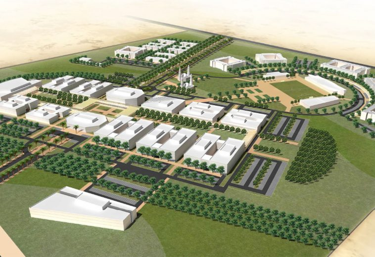 Muscat University Masterplan