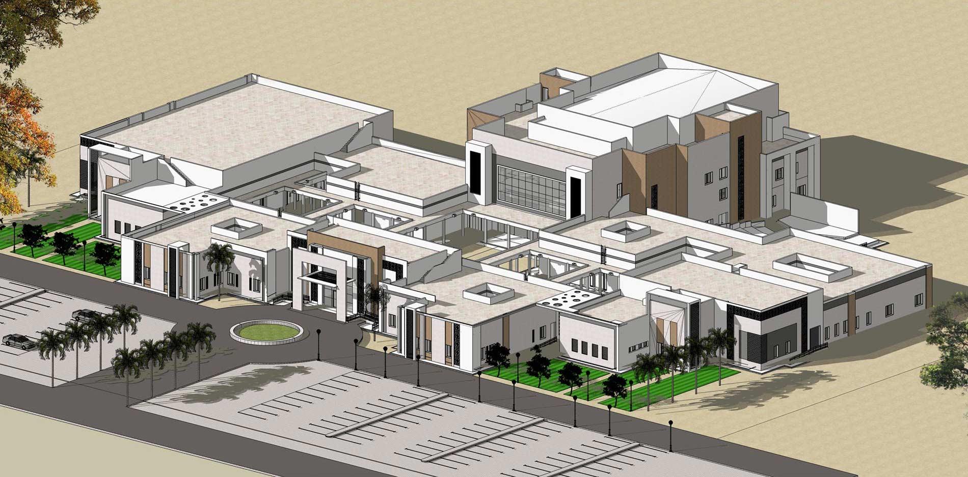 Nizwa Cultural Centre