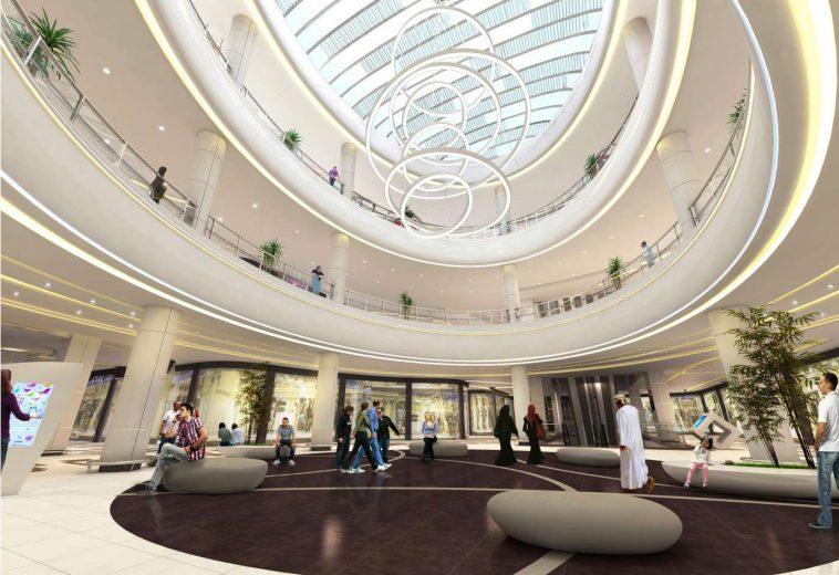 Grand Centre Mall